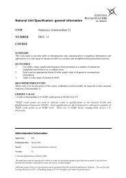 D01C 11 - Numeracy - Intermediate 2 (Core Skill) - SQA