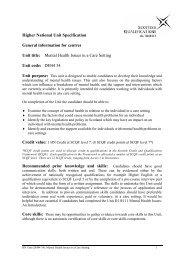 DH44 34 - Scottish Qualifications Authority