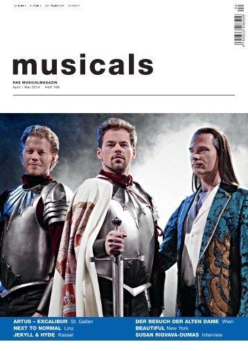 musicals – Das Musicalmagazin