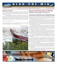 July - Squaxin Island Tribe