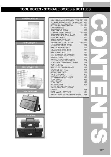 Lista technician series tool storage for Quality craft tool box