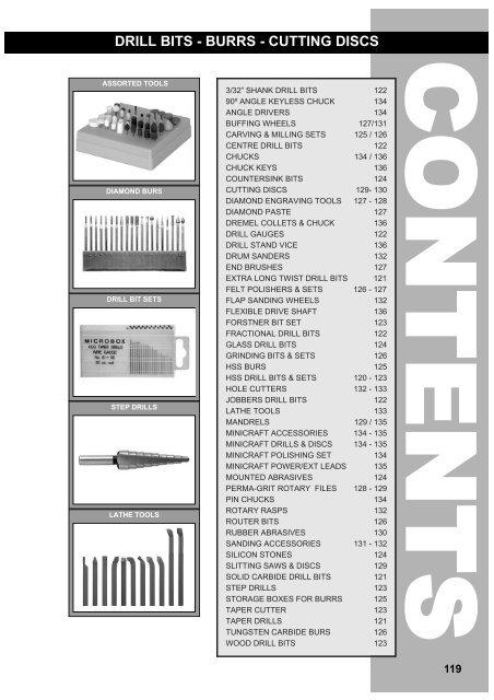 """10piece BS3 Center Drill Bit HSS 2.5mm Countersinks 60° 1.8/"""" Length"""