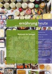 Forum Ernährung Heute