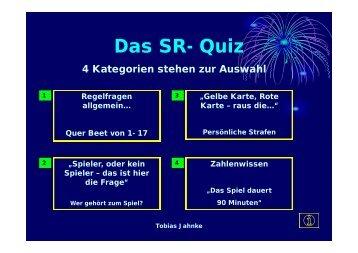 Regel-Quiz