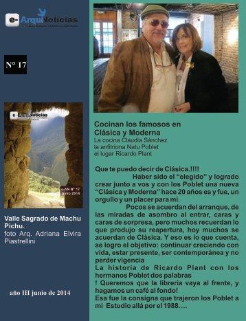 Reapertura magazines for Clasica y moderna entradas