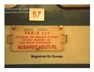 Magistrale für Europa