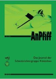 SRG-Anpfiff 01/13 - Schiedsrichtergruppe Künzelsau