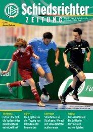 Die Schiedsrichter-Zeitung 1/2013 - DFB
