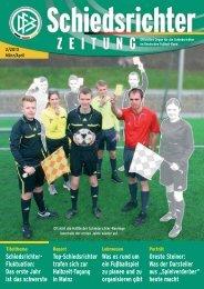 Die Schiedsrichter-Zeitung 2/2013 - DFB