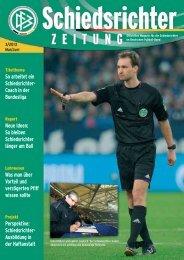 Die Schiedsrichter-Zeitung 3/2013 - DFB