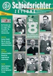 Die Schiedsrichter-Zeitung 4/2013 - DFB