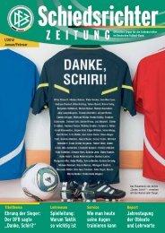 Die Schiedsrichter-Zeitung 1/2012 - DFB