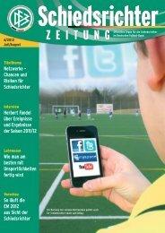 Die Schiedsrichter-Zeitung 4/2012 - DFB