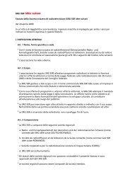 Statuto della Società svizzera di radiotelevisione (SRG SSR idée ...