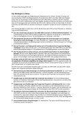 Bericht der Eidgenössischen Finanzkontrolle (EFK) 2006 - SRG SSR - Seite 3