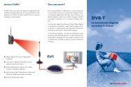 SRG SSR idée suisse: la televisione digitale terrestre in Ticino