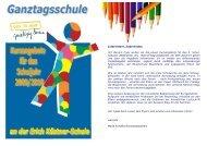 Angebote für das Schuljahr 09/10 und Anmeldung - Erich-Kästner ...
