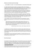 Internationalisation, Mobile Academics, and Knowledge Creation in ... - Page 6