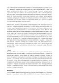 A case study of the Nelson Mandela Metropolitan - Society for ... - Page 2