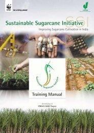 Sustainable Sugarcane Initiative (SSI) manual - SRI - India