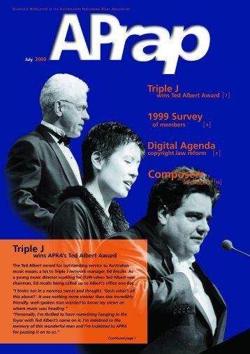 Composers - APRA