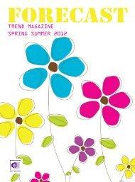Trend magazine Spring Summer 2012 - CPL Aromas