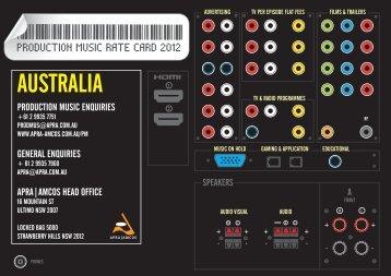 AUSTRALIA - APRA