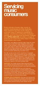 About APRA|AMCOS - Page 7