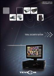 Tevicom Products Catalog