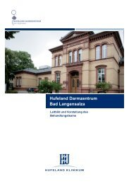 Hufeland Darmzentrum Bad Langensalza - Nr. e176