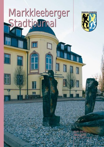 Markkleeberger Stadtjournal Markkleeberger ... - Druckhaus Borna