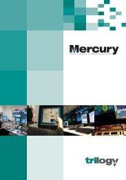 Trilogy Mercury IP intercom system - Rogers Communications Centre