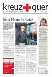 kreuz+quer Ausgabe 3/2013 im PDF-Format - SRK Luzern
