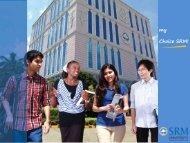 My Choice - SRM University