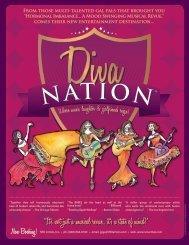 Diva Nation… - SRO Artists