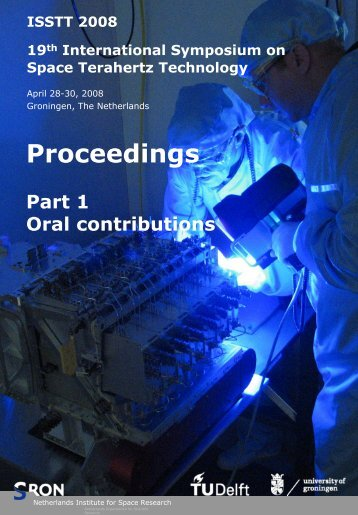 2008 Proceedings .PDF - SRON