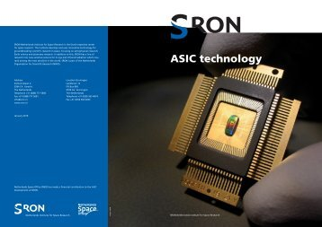 ASIC technology - SRON