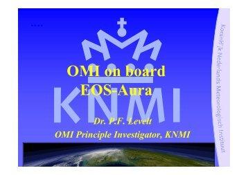 KNMI, P. Levelt II (pdf) - SRON