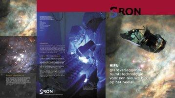HIFI brochure - SRON