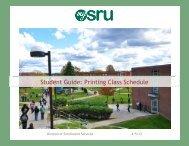 Faculty & Advisors Guide: Self-Service Banner