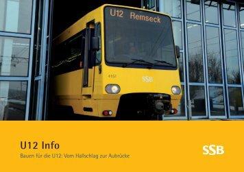 U12: Vom Hallschlag zur Aubrücke - SSB
