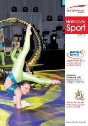 Ball des Sports 2 - Stadtsportbund Hannover e.V.