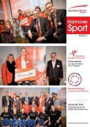 Aus- und Fortbildung - Stadtsportbund Hannover