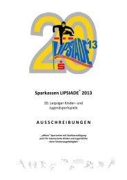 Ausschreibung   offene Sportarten - Stadtsportbund Leipzig e.V.