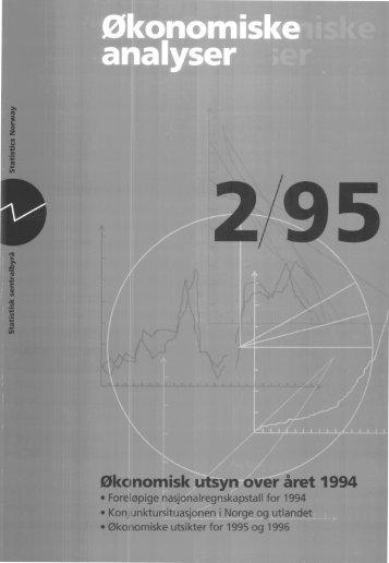 Digitalisert utgave - SSB