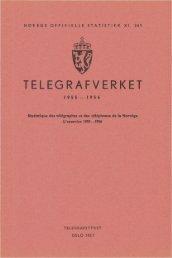 Telegrafverket 1955-1956 - Statistisk sentralbyrå