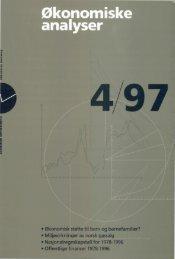 Digitalisert utgave - Statistisk sentralbyrå