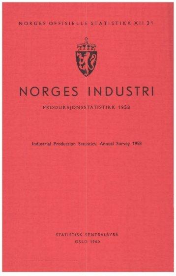 XII 31 1958 - SSB