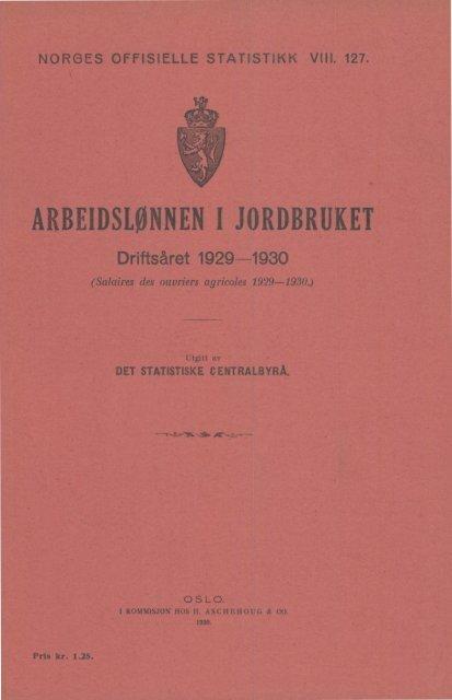 VIII 127 1929-1930