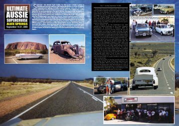 Issue 39 - Ultimate Aussie Supercruise - Cruzin Magazine